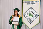 Bedolla Medina, Jasmin  received their diploma at Bryan Station High school on  Thursday June 4, 2020  in Lexington, Ky. Photo by Mark Mahan Mahan Multimedia