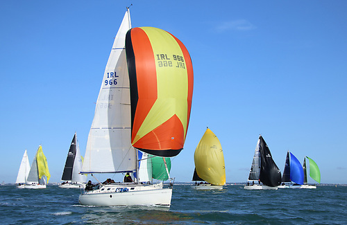 The 2021 ISORA Series of races comprises the traditional Offshore Series of six cross-channel races, one Coastal Series in Ireland and one Coastal Series in Wales