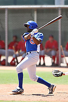Burundi Davis, Chicago Cubs 2010 extended spring training..Photo by:  Bill Mitchell/Four Seam Images.