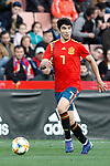 Spain's Carlos Soler   during the International Friendly match on 21th March, 2019 in Granada, Spain. (ALTERPHOTOS/Alconada)
