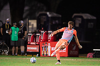 LAKE BUENA VISTA, FL - JULY 14: Joe Bendik #12 of the Philadelphia Union during the half during a game between Inter Miami CF and Philadelphia Union at Wide World of Sports on July 14, 2020 in Lake Buena Vista, Florida.