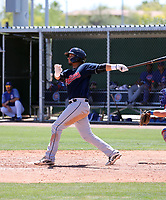 Miguel Jerez - Cleveland Indians 2019 extended spring training (Bill Mitchell)