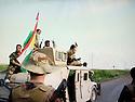 Iraq 2015 9 march, the recapture of villages and land south Kirkuk.  Irak 2015 9 mars, la reprise de villages et terres au sud de Kirkouk