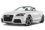 Audi TTRS Quattro Convertible 2014