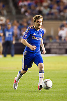 Marko Marin (21) of Chelsea FC. Chelsea FC and Paris Saint-Germain played to a 1-1 tie during a 2012 Herbalife World Football Challenge match at Yankee Stadium in New York, NY, on July 22, 2012.