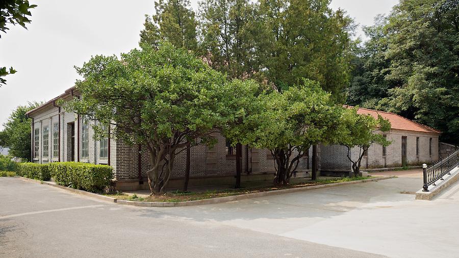 British Consul's Residence, Yantai (Chefoo).