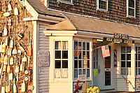 Captain Cass seafood restaurant, Rock Harbor, Cape Cod, MA,