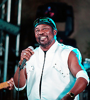 ***FILE PHOTO*** Toots Hibbert of Toots & Maytals Has Passed Away At 77.<br /> <br /> ***HOUSE COVERAGE*** Toots & Maytals perform at The Beach Club at Hard Rock Hotel & Casino in Las Vegas, NV on June 15, 2011. <br /> CAP/MPI/EKP<br /> ©EKP/MPI/Capital Pictures