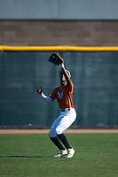 Kenneth Harris Jr. during the Under Armour All-America Tournament powered by Baseball Factory on January 19, 2020 at Sloan Park in Mesa, Arizona.  (Zachary Lucy/Four Seam Images)