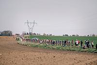 peloton<br /> <br /> 116th Paris-Roubaix (1.UWT)<br /> 1 Day Race. Compiègne - Roubaix (257km)