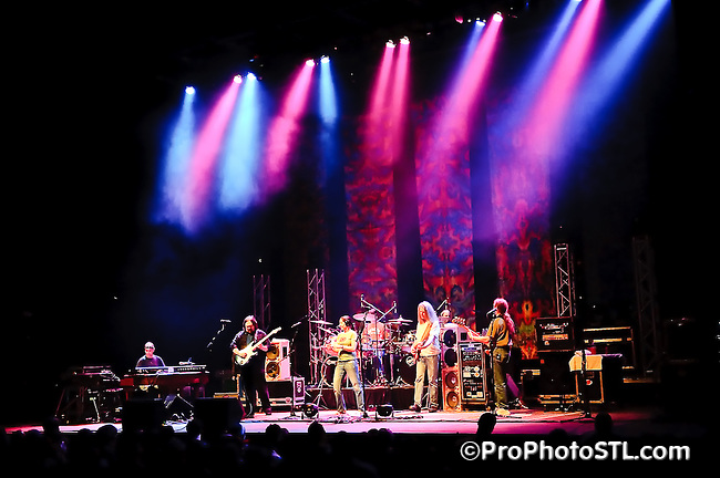 Dark Star Orchestra in concert at The Pageant in St. Louis, MO on Feb 11, 2010.