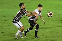 Volta Redonda (RJ), 30/03/2021  - Fluminense-Vasco - Gabriel Pec jogador do Vasco,durante partida contra o Fluminense,válida pela 7ª rodada da Taça Guanabara 2021,realizada no Estádio Raulino de Oliveira,na cidade de Volta Redonda,(RJ),nesta terça-feira (30).