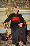 CARDINAL JOSEPH RATZINGER <br /> PALAZZO COLONNA ROMA 2004