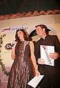 Carlos Lozano and Carmen Ordonez. Conducters of the Fashion Parque Corredor