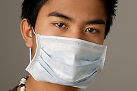 Montreal (Qc) CANADA -Nov 2008-<br /> Model released and Property Released  Photo - Asian (filipino) teenager