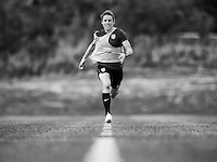 Orlando, FL - February 21, 2017: The USWNT trains in Orlando, Florida in preparation for the SheBelieves Cup.