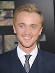 """Tom Felton attends The 20th Century Fox L.A. Premiere of """"Rise of the Planet of The Apes"""" held at The Grauman's Chinese Theatre in Hollywood, California on July 28,2011                                                                               © 2011 DVS / Hollywood Press Agency"""