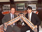 2000-01-07 Steve McMahon appointment