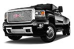 GMC Sierra 3500HD Denali Long Bed Crew Cab Truck 2015