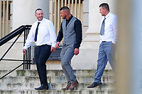 2018 10 10 Christopher Cooksey on trial at Cardiff Crown Court, Wales, UK