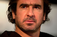 Sept 1,  2003, Montreal, Quebec, Canada<br /> <br /> Eric Cantona, actor - L'OUTREMANGEUR (THE OVEREATER)directed by Thierry Binisti  during the Montreal World Film Festival, Sept 1 2003<br /> <br /> The Festival runs from August 27th to september 7th, 2003<br /> <br /> <br /> Mandatory Credit: Photo by Pierre Roussel- Images Distribution. (©) Copyright 2003 by Pierre Roussel