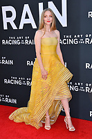 "LOS ANGELES, USA. August 02, 2019: Amanda Seyfried at the premiere of ""The Art of Racing in the Rain"" at the El Capitan Theatre.<br /> Picture: Paul Smith/Featureflash"