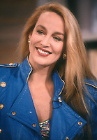 Jerry Hall 1983<br /> Photo By Adam Scull/PHOTOlink.net