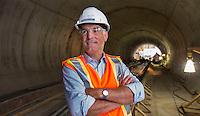 TPA Geoff in Tunnel