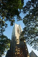 Halliburton Tower at Rhodes College, Memphis, TN