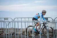Gianni Vermeersch (BEL)<br /> <br /> Men's Elite race <br /> <br /> UCI 2019 Cyclocross World Championships<br /> Bogense / Denmark<br /> <br /> <br /> ©kramon