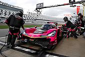 #60 Meyer Shank Racing w/Curb-Agajanian Acura DPi, DPi: Pit Stop, Dane Cameron, Olivier Pla, Juan Pablo Montoya, AJ Allmendinger