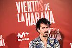 "The director of the film, Félix Viscarret attends to the presentation of the spanish film ""Vientos de la Habana"" in Madrid. September 27, 2016. (ALTERPHOTOS/Borja B.Hojas)"