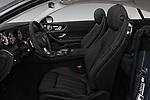 Front seat view of a 2018 Mercedes Benz E Class Executive 2 Door Coupe front seat car photos