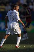 Cobi Jones. The Los Angeles Galaxy defeated Real Salt Lake, 3-2, at the Home Depot Center in Carson, CA on Sunday, June 17, 2007.