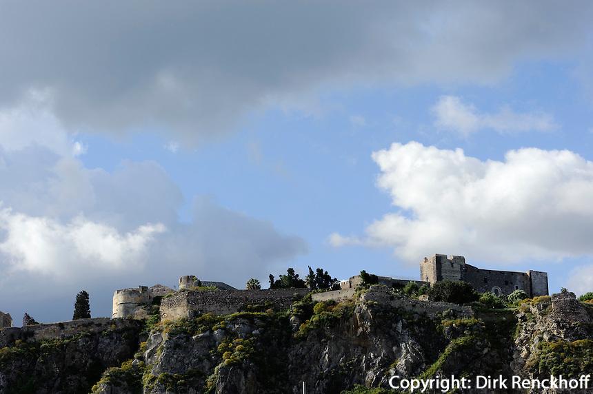 Castello von Milazzo, Sizilien, Italien