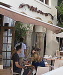 Nemo Restaurant, South Beach, Miami, Florida
