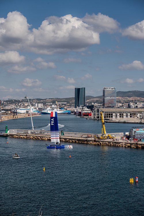 SAIL GP 2019 - Marseille