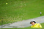 Li Jiayun of China plays during Round 1 of the World Ladies Championship 2016 on 10 March 2016 at Mission Hills Olazabal Golf Course in Dongguan, China. Photo by Victor Fraile / Power Sport Images