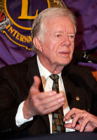 Undated file photo - <br /> Jimmy Carter
