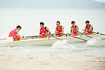 Vietnam Team competes during the Rowing Men's competition on Day Eight of the 5th Asian Beach Games 2016 at Bien Dong Park on 01 October 2016, in Danang, Vietnam. Photo by Marcio Machado / Power Sport Images