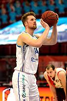 31-03-2021: Basketbal: Donar Groningen v ZZ Feyenoord: Groningen , Donar speler Thomas Koenis