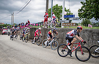 Stefano Oldani (ITA/Lotto Soudal)<br /> <br /> 104th Giro d'Italia 2021 (2.UWT)<br /> Stage 15 from Grado to Gorizia (147km)<br /> <br /> ©kramon