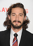 HOLLYWOOD, CA - AUGUST 22: Shia LaBeouf arrives at the 'Lawless' Los Angeles Premiere at ArcLight Cinemas on August 22, 2012 in Hollywood, California. /NortePhoto.com....**CREDITO*OBLIGATORIO** *No*Venta*A*Terceros*..*No*Sale*So*third* ***No*Se*Permite*Hacer Archivo***No*Sale*So*third*