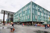 Nederland Eindhoven 2016. De Bijenkorf op het 18 Septemberplein. Foto Berlinda van Dam / Hollandse Hoogte
