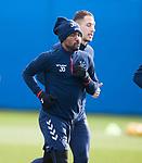 03.03.2020 Rangers training: Jermain Defoe