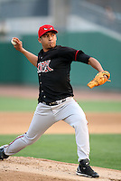 Ernesto Frieri / Lake Elsinore Storm..Photo by:  Bill Mitchell/Four Seam Images