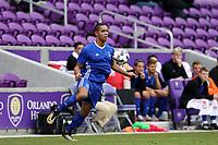Orlando, Florida - Saturday January 13, 2018: Brandon Bye. Match Day 1 of the 2018 adidas MLS Player Combine was held Orlando City Stadium.