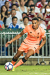 Liverpool FC defender Trent Alexander-Arnold in action during the Premier League Asia Trophy match between Liverpool FC and Crystal Palace FC at Hong Kong Stadium on 19 July 2017, in Hong Kong, China. Photo by Weixiang Lim / Power Sport Images