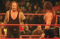Undertaker Kane 2001                                                                      Photo by  John Barrett/PHOTOlink