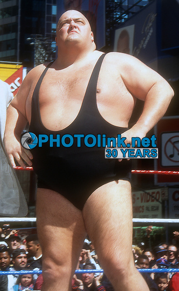 King Kong Bundy, 1995 Photo By John Barrett/PHOTOlink